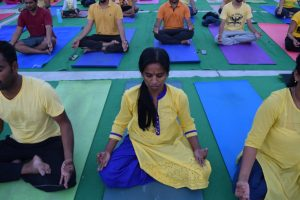 HHS-Yoga K.V.Reddy